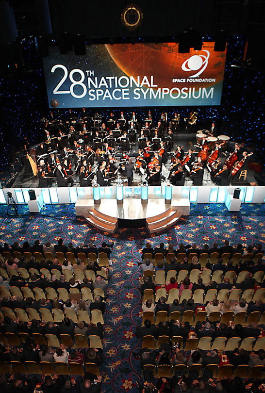 Opening Ceremony: 28th National Space Symposium
